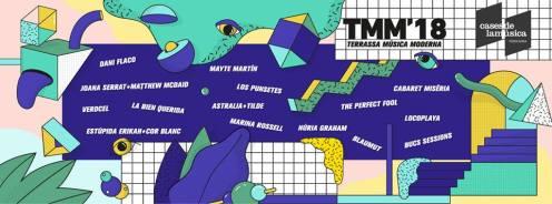 Cartel Terrassa Musica Moderna