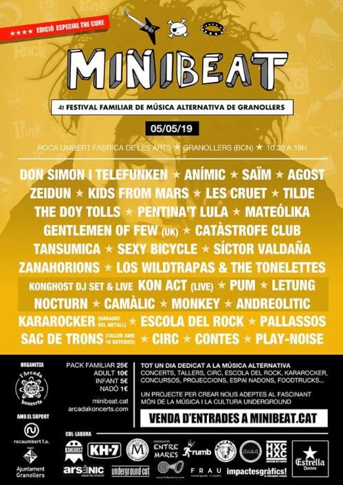 Festival MiniBeat 2019