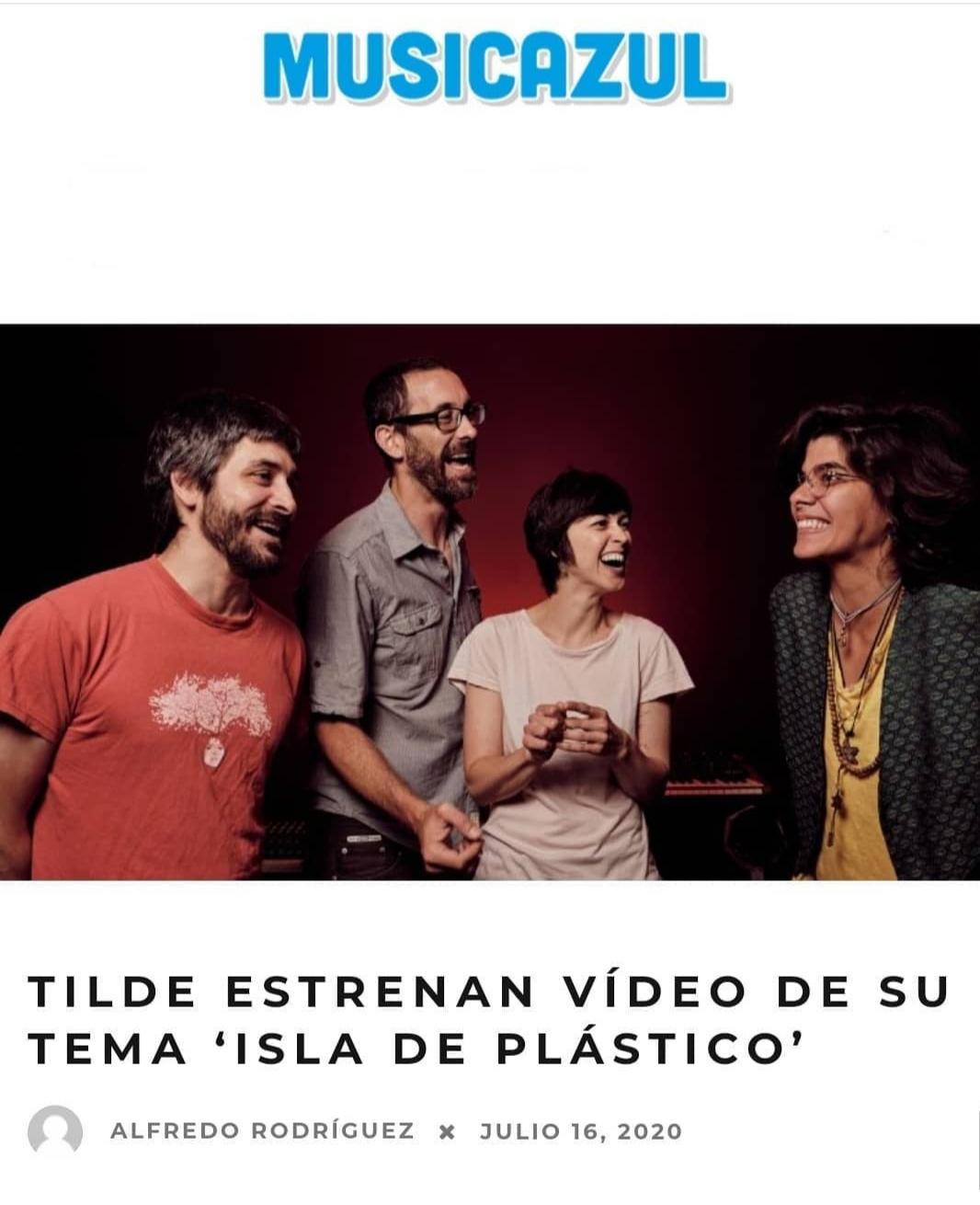 Foto promo Musicazul